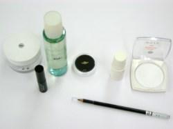 コスプレ白塗りメイク使用商品
